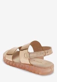 Next - Sandals - rose gold coloured - 2