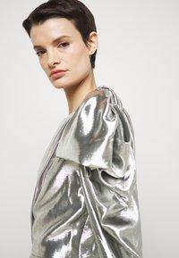 Alberta Ferretti - ABITO - Robe de soirée - silver - 7