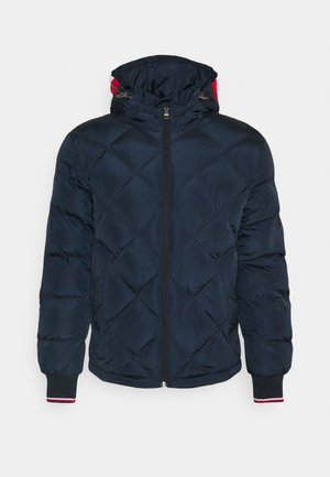 DIAMOND QUILTED - Winter jacket - desert sky