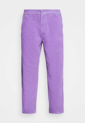 CARPENTER PANT - Trousers - purple