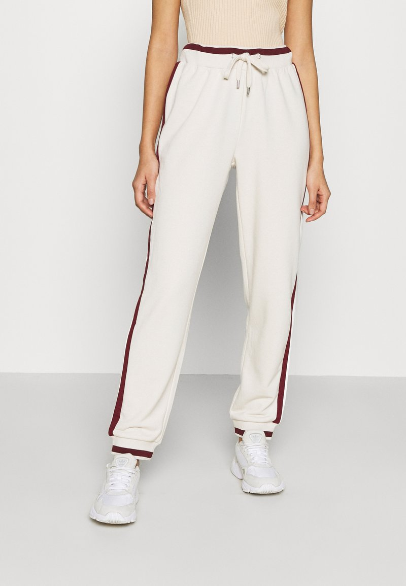 ONLY - ONLRIA LONG PANTS - Tracksuit bottoms - moonbeam