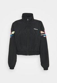 adidas Originals - TRACK  - Training jacket - black - 9
