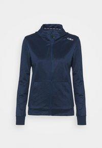 CMP - WOMAN FIX HOOD - Training jacket - blue - 4
