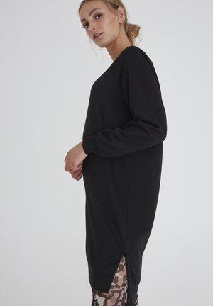 IHJONDELL SW - Jersey dress - black