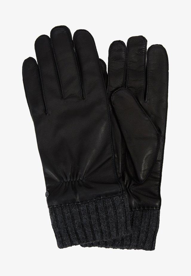 CUFF - Gants - black