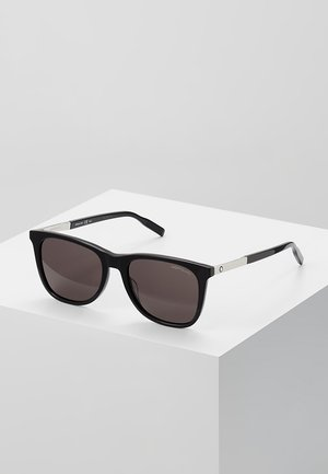 Sunglasses - black/silver/grey