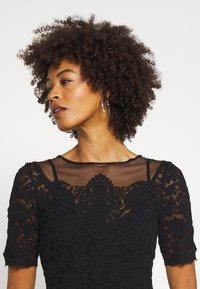 Rosemunde - DRESS  - Vestito elegante - black - 3