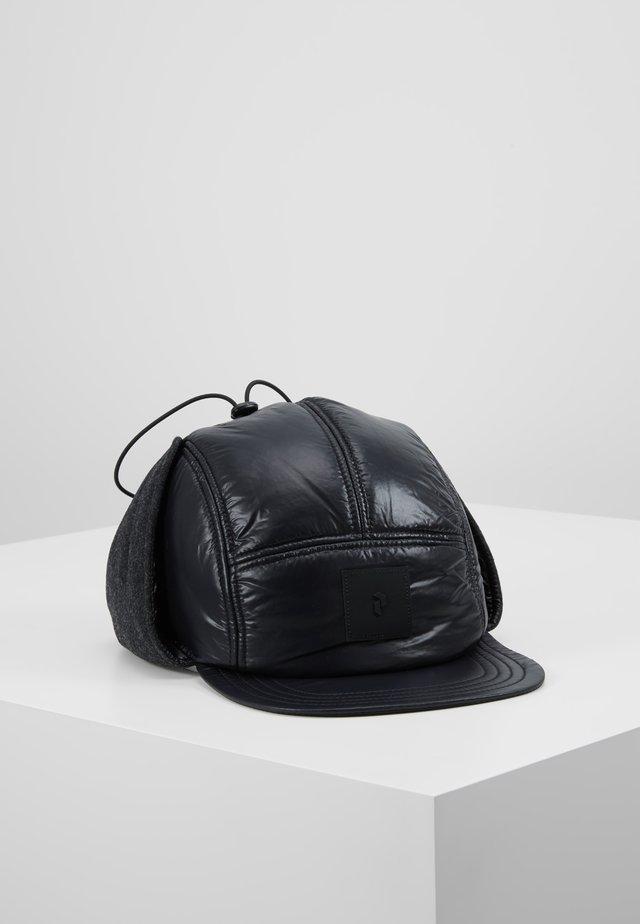 VERNIS CAP - Bonnet - black