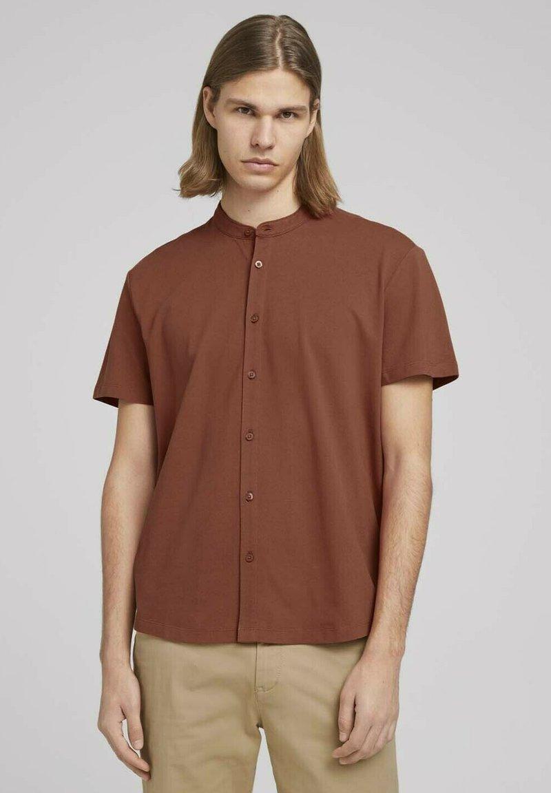TOM TAILOR DENIM - Shirt - goji orange
