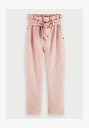 Trousers - petal pink