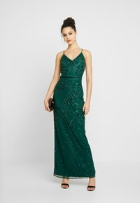Sista Glam - FLORY - Occasion wear - emerald green - 2