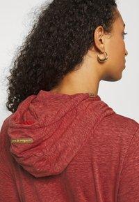 Ragwear - PAYA - Zip-up sweatshirt - red - 4