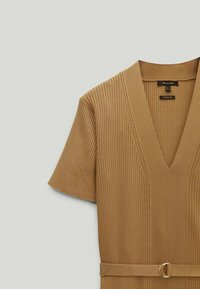 Massimo Dutti - Jumper dress - brown - 2
