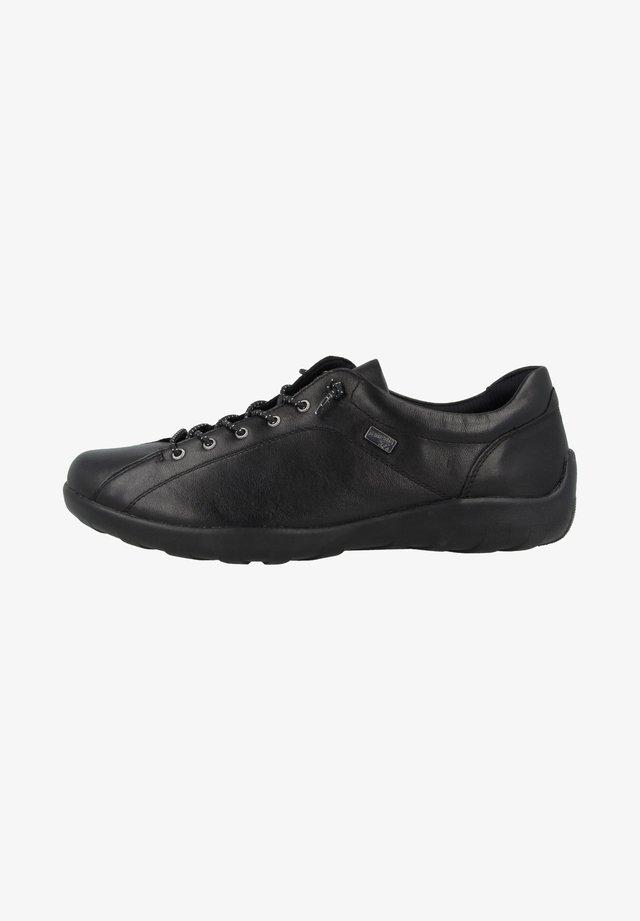 Sneakers laag - black (r3515-02)