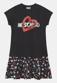 MOSCHINO - Jersey dress - black - 0
