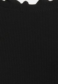 Anna Field MAMA - LONG SLEEVED TOP - Langærmede T-shirts - black - 2