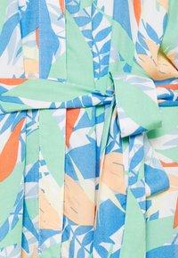 Monki - CARRO KAFTAN - Skjortekjole - multi-coloured - 2