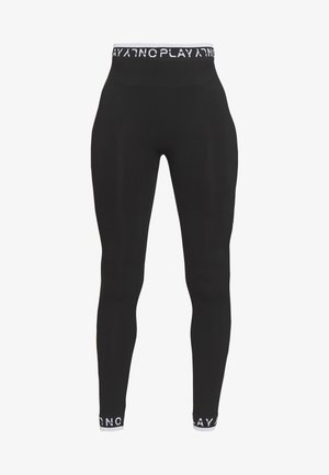 ONPPERFORMANCE CIRCULAR - Tights - black