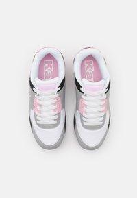 Kappa - HARLEM II - Sports shoes - white/flieder - 3