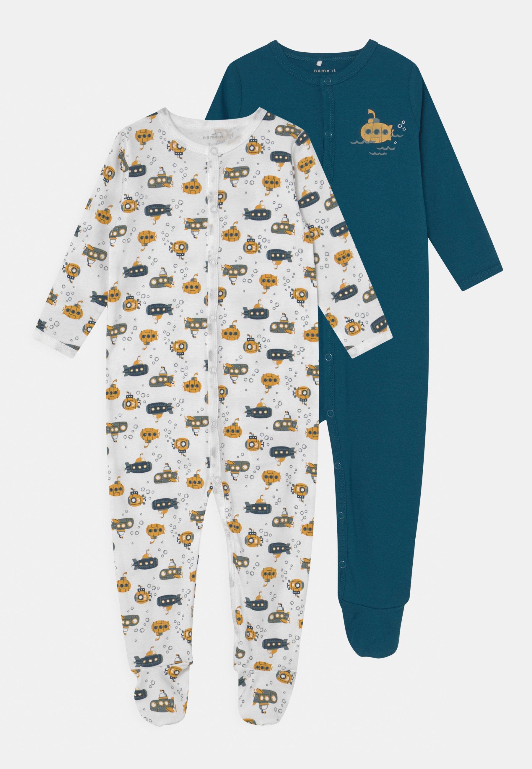 Niño NBMNIGHTSUIT 2 PACK - Pijama de bebé