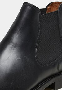 Selected Homme - CHELSEA - Bottines - black - 5
