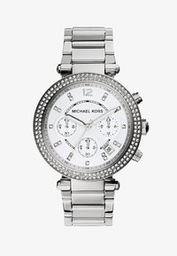 Michael Kors - PARKER - Chronograaf - silver-coloured