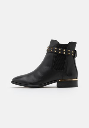 HAPPY - Classic ankle boots - black