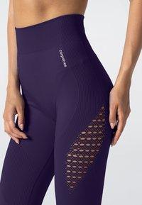 carpatree - Legging - purple - 3