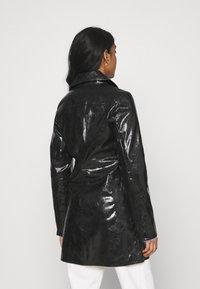 Weekday - HANNA - Short coat - black - 2