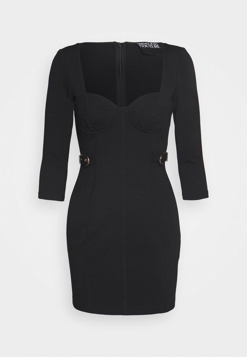 Versace Jeans Couture - Sukienka etui - nero