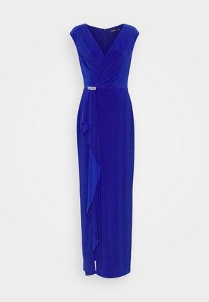 RYDER CAP SLEEVE EVENING DRESS - Suknia balowa - french ultrmarine