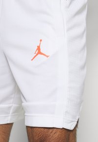 Jordan - AIR BBALL SHORT - Sports shorts - white - 5
