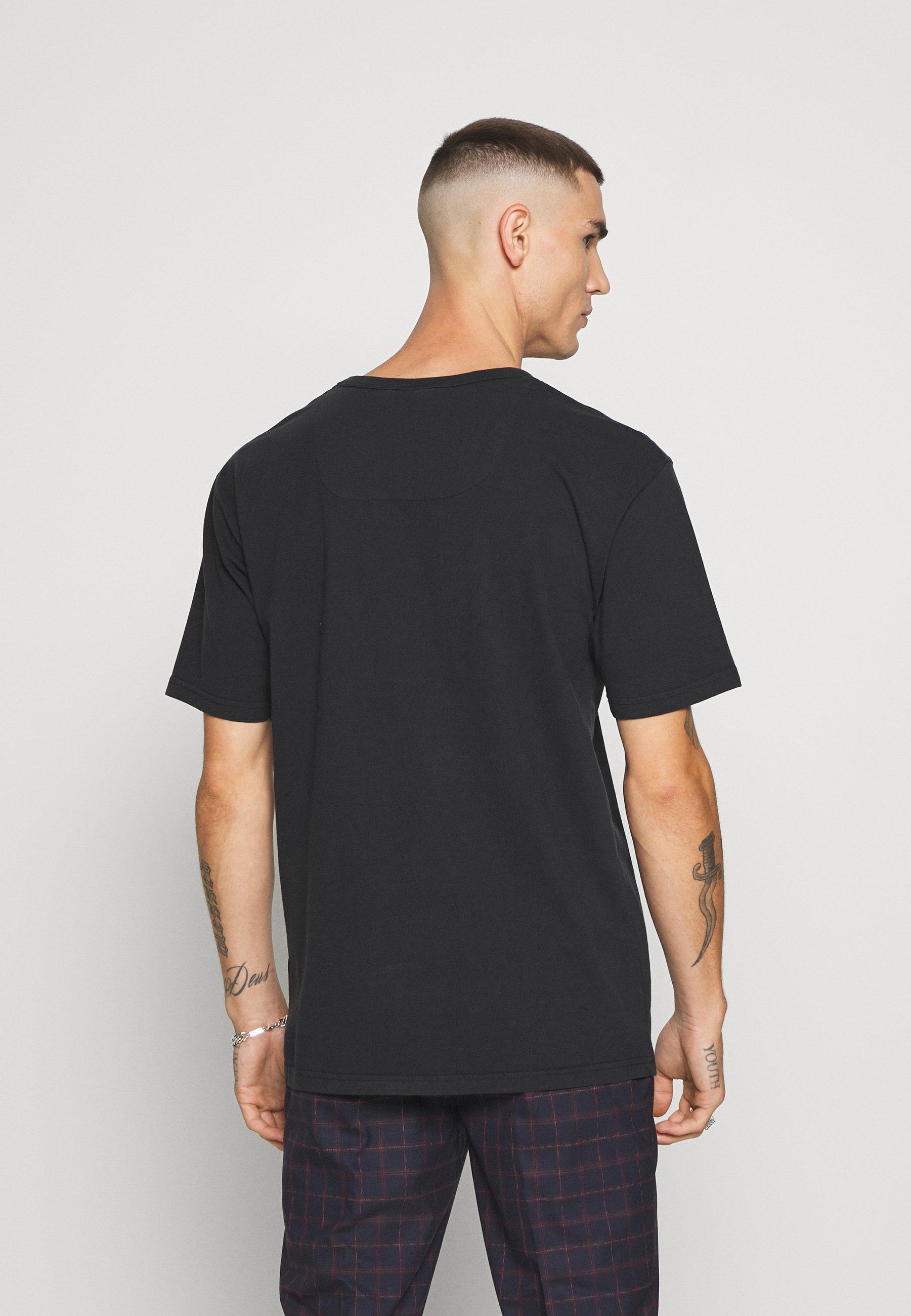 Minimum HARIS - Basic T-shirt - black ASAeM
