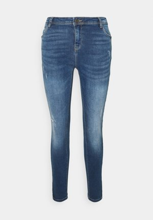 NMKIMMY  - Jeans Tapered Fit - medium blue denim