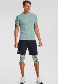 Under Armour - 2-IN-1 - Sports shorts - lichen blue - 1