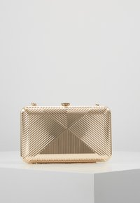 Dorothy Perkins - CASE BOX - Clutch - gold - 2