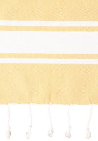Espadrij l´originale - BEACHPLAID - Strandtuch - citron - 2