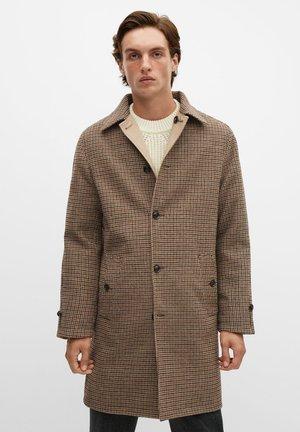 CLARCK - Trenchcoat - marrón medio