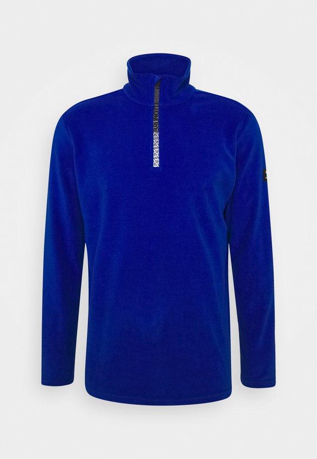 TENNO MENS  - Fleece jumper - bright blue