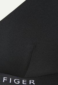 Tommy Hilfiger - CORE SOLID LOGO - Bikini top - black - 2