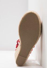 RAID - MAREA - High heeled sandals - red - 6