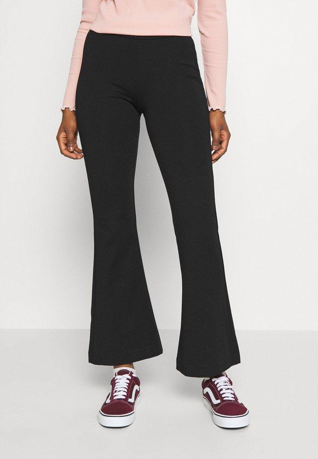 VMKAMMA PANT  - Pantalon classique - black