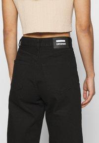 Dr.Denim - ECHO - Straight leg jeans - black - 5