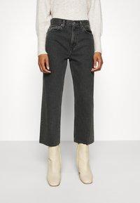 Ética - TYLER - Straight leg jeans - smokey mountain - 0