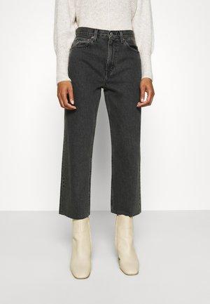 TYLER - Straight leg jeans - smokey mountain