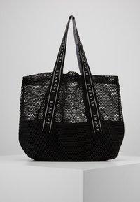 BLANCHE - TOTE LOGO - Tote bag - black - 2