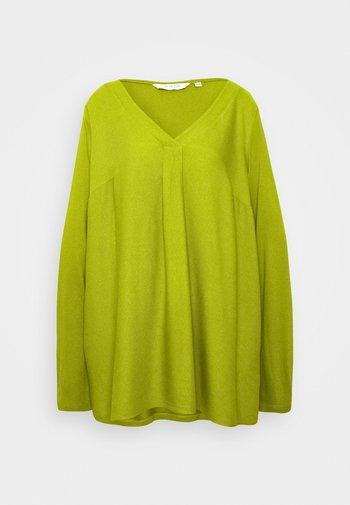 Camiseta de manga larga - wood green