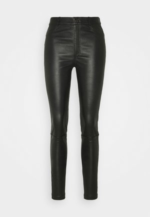 YASZEBA POCKET - Leggings - Hosen - black