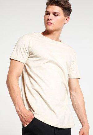 Basic T-shirt - sand