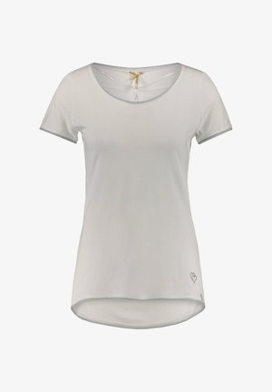 "KEY LARGO DAMEN T-SHIRT ""BASE"" - Print T-shirt - white"